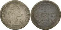 Albus 1749 Baden Durlach Sponheim Karl Friedrich, 1746-1811. ss  45,00 EUR  +  3,00 EUR shipping