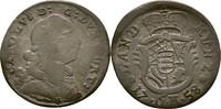 6 Kreuzer 1758 Württemberg Karl Eugen, 1744-1793 f.ss/ss  35,00 EUR  +  3,00 EUR shipping