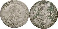 1/5 Ecu 1572? Brabant Antwerpen Philipp II. von Spanien, 1555-1598 ss  55,00 EUR  +  3,00 EUR shipping