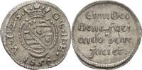 Dreier 1656 Sachsen Neu Weimar Wilhelm 164...