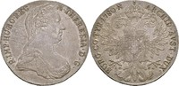 Taler 1780 1781-1785 RDR Austria Wien Leva...