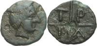 Bronze 450-400 Makedonien Tragilos  kl. Sc...