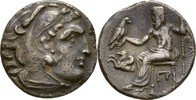 Drachme 310-301 Makedonien Alexander III., 336-323 ss  95,00 EUR  +  3,00 EUR shipping