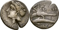 Drachme 330-300 Paphlagonien Sinope  Prüfhieb, ss  150,00 EUR  +  3,00 EUR shipping