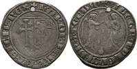 Saluto d argento o.J. 1285-1309 Italien Ne...