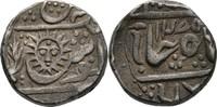 Rupie 1275 AH Indien Indore  ss