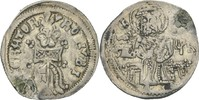 Dinar 1355-1371 Serbien Stefan Uros V. 135...