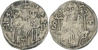 Dinar 1346-1355 Serbien Stefan Uros IV. Du...