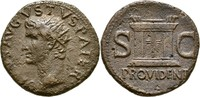 Dupondius 31-37 RÖMISCHE KAISERZEIT Divus ...