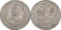 20 Kreuzer 1764 RDR Austria Habsburg Wien ...