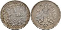 Mark 1875 C Deutsches Reich  vz