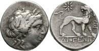Drachme 160-150 Ionien Milet Magistrat Dio...