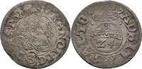 1/24 Taler 1617 Pommern Cammin, Bistum Fra...