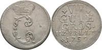 8 Gute Groschen 1759 Braunschweig Wolfenbü...