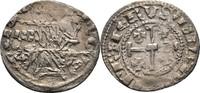 1/2 Groschen 1324-1359 Kreuzfahrer Zypern ...