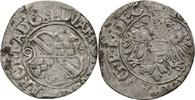 1/2 Batzen 1590 Baden Philipp II., 1569-15...