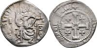 1/2 Groschen 1359-1369 Kreuzfahrer Zypern ...