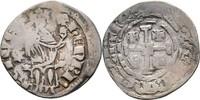 1/2 Groschen 1310-1324 Kreuzfahrer Zypern ...