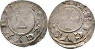 Denier 1218-1253 Kreuzfahrer Zypern Cyprus...