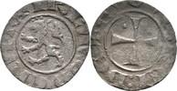 Denier 1324-1359 Kreuzfahrer Zypern Cyprus...