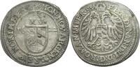 XV Kreuzer 1622 Nürnberg  ss