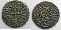 875-877 n.  Karolingische münzen Obole  (...
