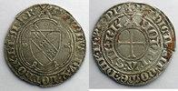 Lothringische Münzen Gros à l écu de Lor...