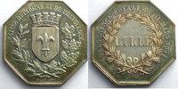 1834 Jetons und Medaillen jeton octogonal...