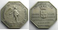 1933 Jetons und Medaillen jeton octogonal...
