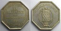 1842 Jetons und Medaillen Jeton octogonal...