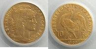 1900 Französischen gold Münzen 1900    PC...
