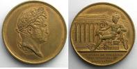 Tokens and Medals Jeton rond en bronze doré  33mm   Louis-Philippe I ... 70,00 EUR  +  7,00 EUR shipping
