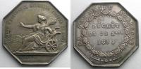 Tokens and Medals Jeton octogonal en argent   Grêle    TTB+ ss+  100,00 EUR  +  7,00 EUR shipping