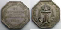 Tokens and Medals Jeton octogonal en argent   Incendie    SUP vz  120,00 EUR  +  7,00 EUR shipping