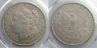 1880 S World coins 1880 S  (San Francisco)    PCGS-MS66    FDC st  200,00 EUR  +  7,00 EUR shipping