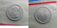 1968 Französische Kolonialmünzen Lec.54  ...