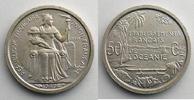 1949 Französische Kolonialmünzen Lec.14  ...