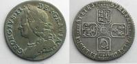 1757 Ausländische Münzen Sixpence   1757 ...