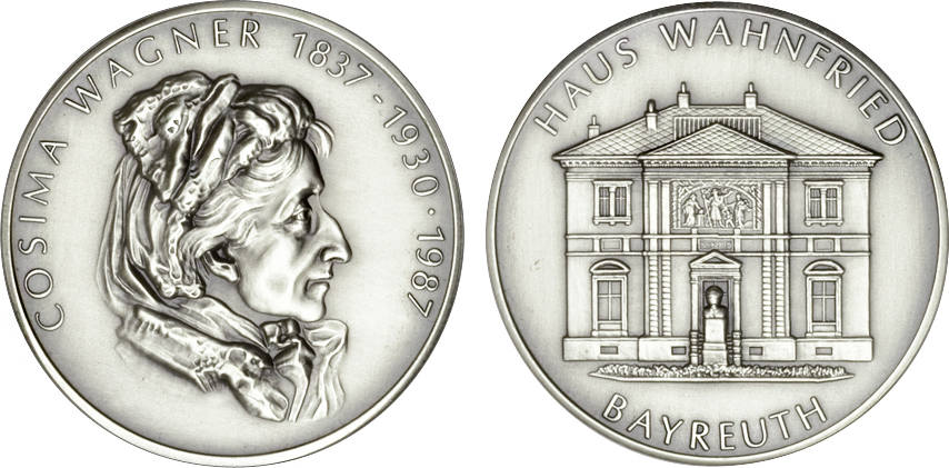 Wagner Medaille