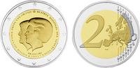 2 2013  Niederlande - 2 Euro Thronwechsel ...