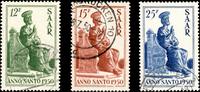25 Francs   Saarland - Heiliges Jahr Ausga...