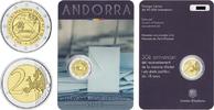 """2 Euro 2015  Andorra -   """"30 Jahre Volljäh..."""