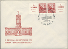DDR - Briefmarkenausstellung DEBRIA in ...