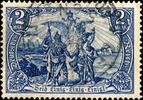 2 Mark   Deutsches Reich -  Nord und Süd  ...