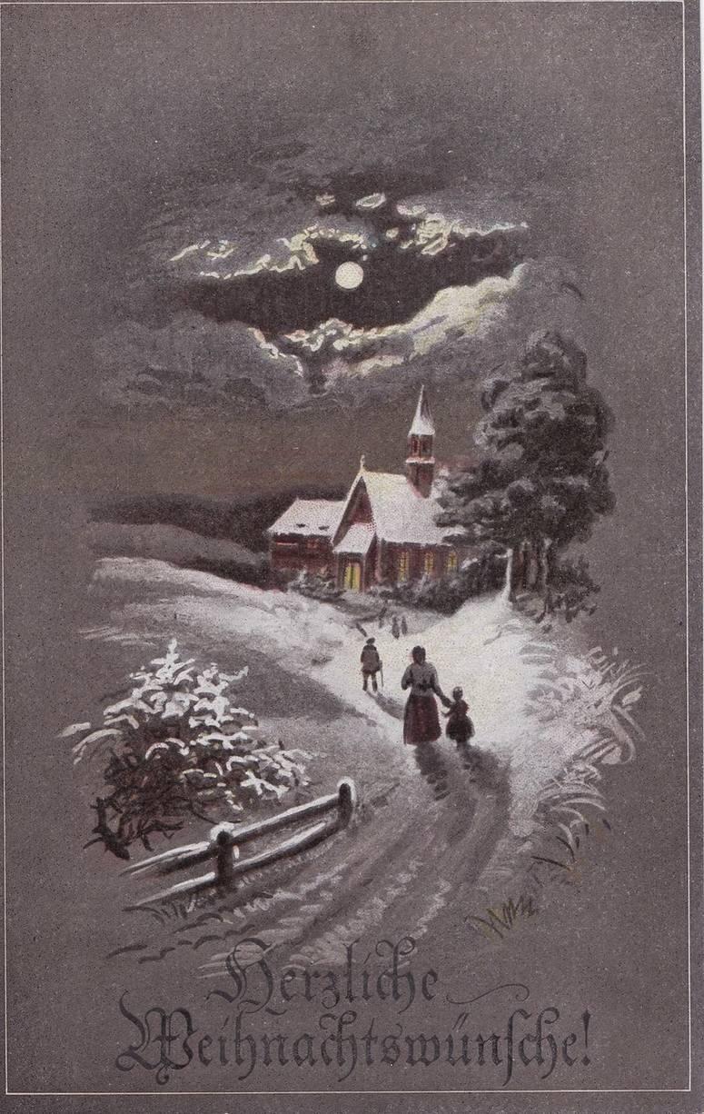 Herzliche Weihnachtswünsche.Ak Herzliche Weihnachtsgrüße