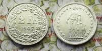 2 Franken 1947 Schweiz  unz