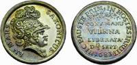 Medaille 1683 Deutschland Sachsen, Johann ...