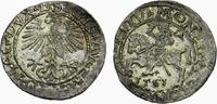 Halbgroschen 1561 Litauen Halbgroschen, Si...