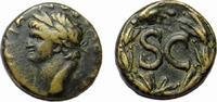 Bronze 81-96 Römische Provinz Domitian 81-...