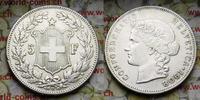 5 Fr. 1908 Schweiz  ss-vz